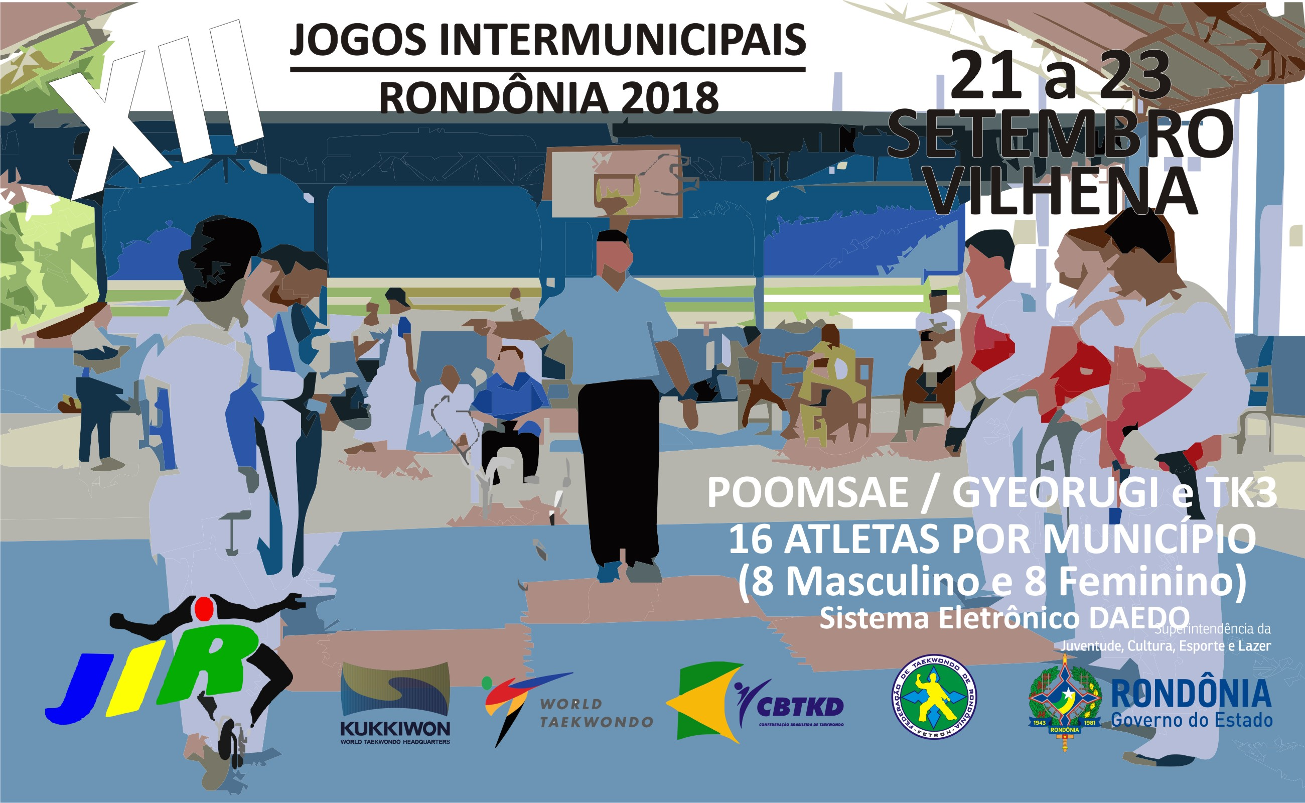 Jogos Intermunicipais de Rondônia