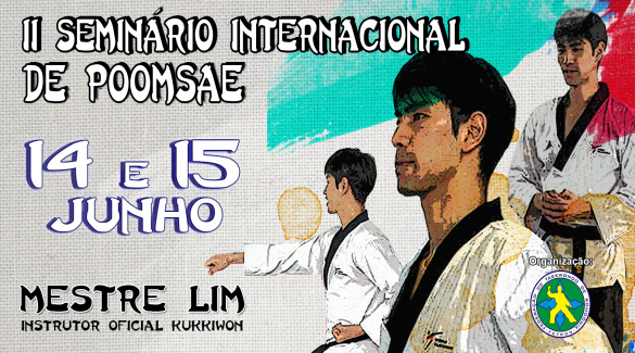 SEMINÁRIO INTERNACIONAL DE POOMSAE
