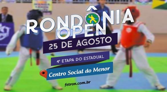 RONDÔNIA OPEN 2019
